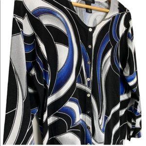 WHBM cardigan EUC XL